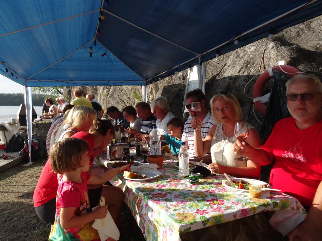 Sommarfest på Herrö 2016